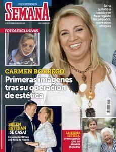 Semana España - 12 septiembre 2018