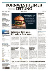 Kornwestheimer Zeitung - 26. März 2019