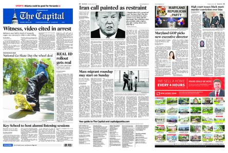 The Capital – June 22, 2019