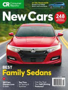 Consumer Reports New Cars - April 2018