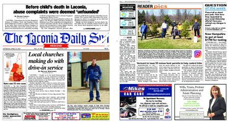 The Laconia Daily Sun – April 25, 2020