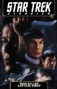 IDW-Star Trek Classics Vol 05 Who Killed Captain Kirk 2013 Hybrid Comic eBook