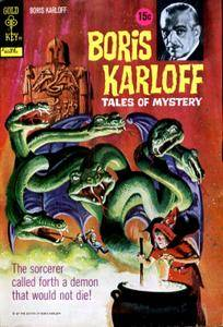 Boris Karloff Tales of Mystery 045 1972