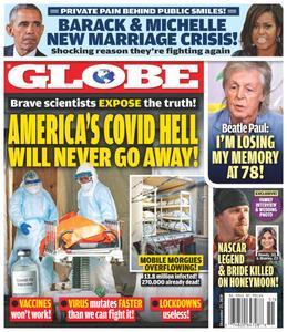 Globe – December 21, 2020