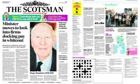 The Scotsman – March 05, 2018