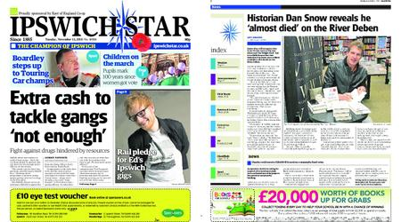 Ipswich Star – November 13, 2018