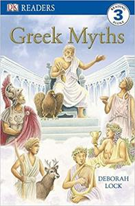 DK Readers L3: Greek Myths (DK Readers Level 3)