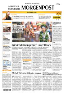 Solinger Morgenpost – 14. Oktober 2019