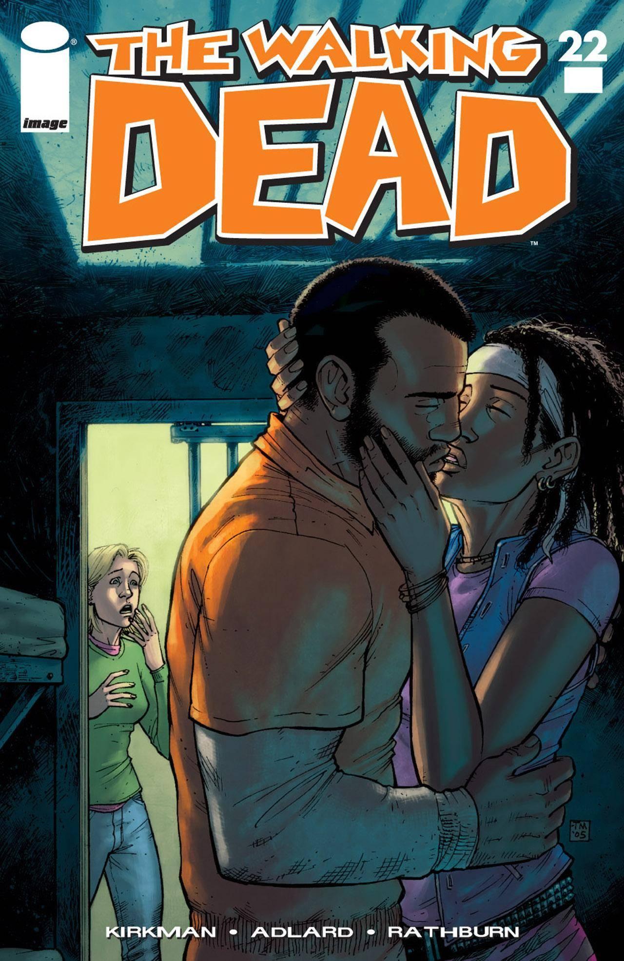 Walking Dead 022 2005 digital