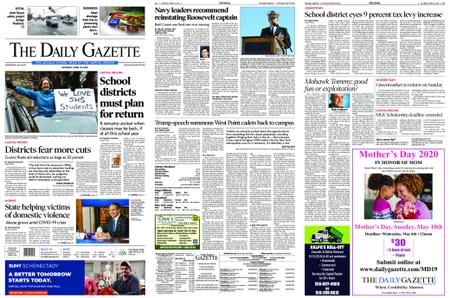 The Daily Gazette – April 25, 2020