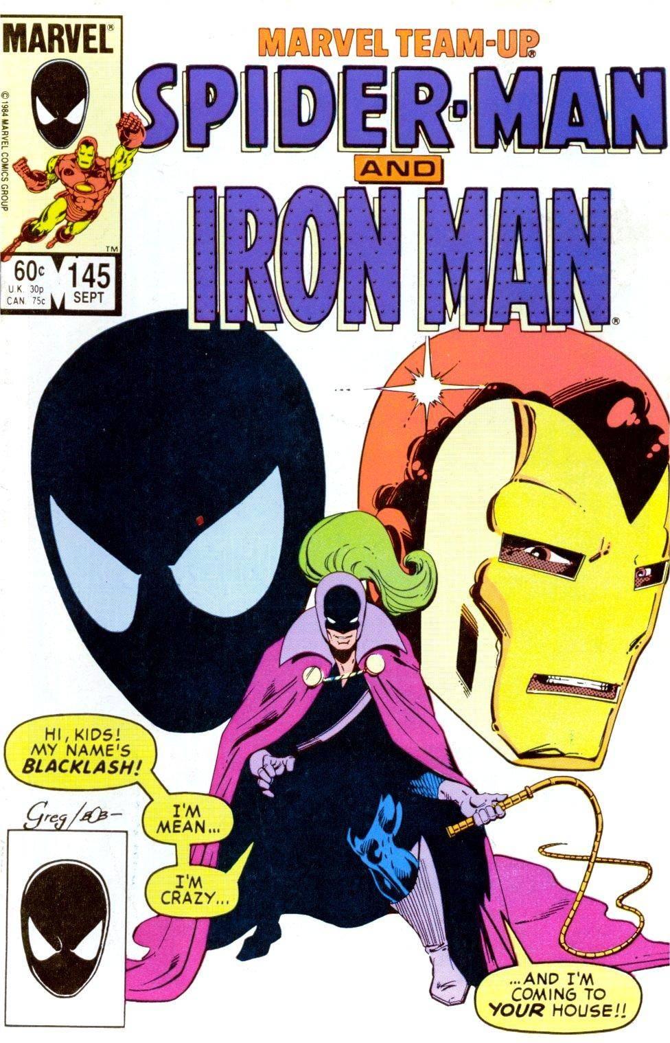 Marvel Team-Up v1 145 1984