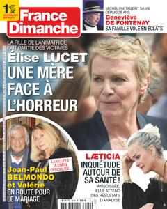 France Dimanche - 24 janvier 2020