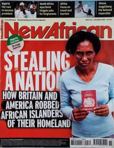 New African - November 2006