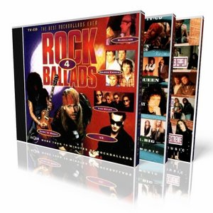VA - Rock Ballads (4CDs) (1992-1995)