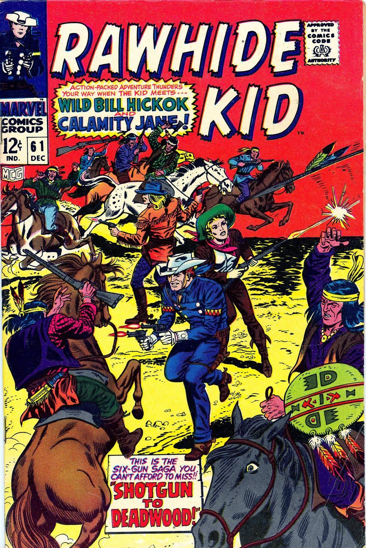 Rawhide Kid v1 061 1967