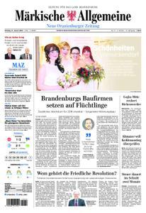 Neue Oranienburger Zeitung - 21. Januar 2019