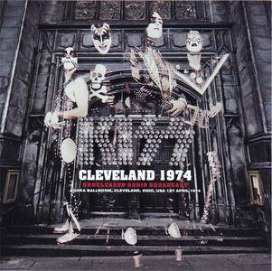 Kiss - Cleveland 1974 Unreleased Radio Broadcast (2014) {Zodiac} **[RE-UP]**