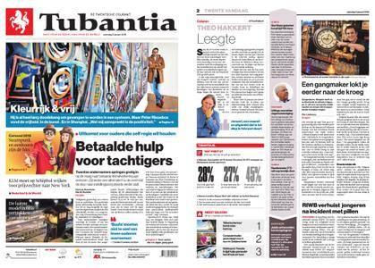 Tubantia - Enschede – 06 januari 2018
