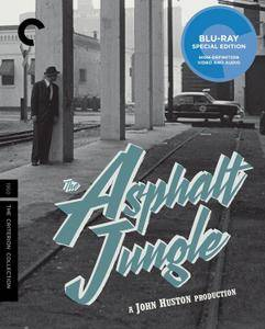The Asphalt Jungle (1950) + Extras [The Criterion Collection]