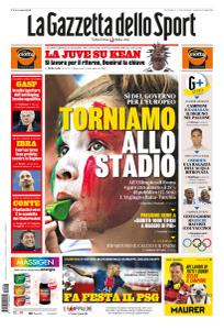La Gazzetta dello Sport Cagliari - 14 Aprile 2021
