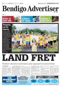 Bendigo Advertiser - November 27, 2017