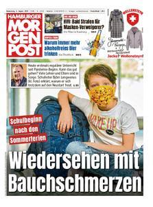 Hamburger Morgenpost – 06. August 2020