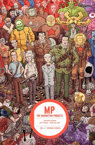 Manhattan Projects - Tome 1 - Pseudo Science