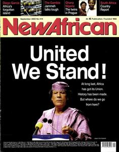 New African - September 2002