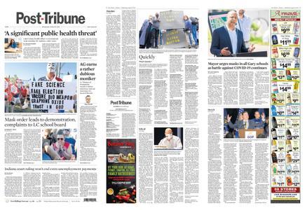Post-Tribune – August 18, 2021