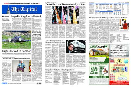 The Capital – February 17, 2020