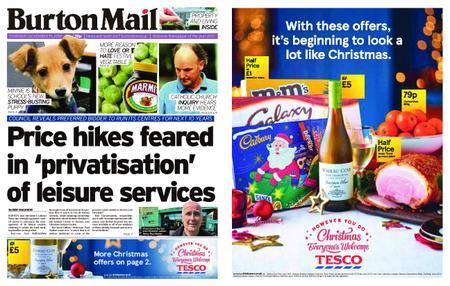 Burton Mail – November 15, 2018