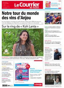 Le Courrier de l'Ouest Cholet – 21 mars 2021