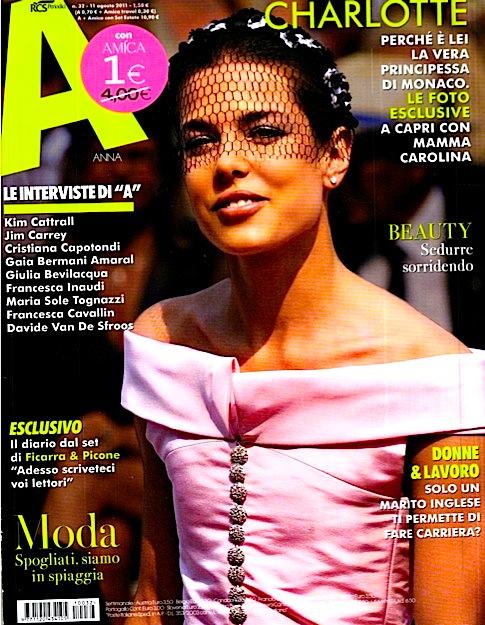 A N°32 - 11 Agosto 2011- speciale Interviste ai Vip