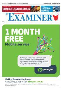The Examiner - March 29, 2018