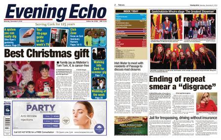 Evening Echo – December 08, 2018