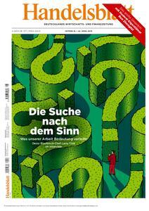 Handelsblatt - 18. April 2019
