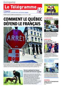 Le Télégramme Guingamp – 17 août 2019