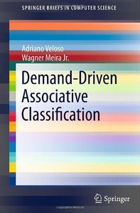 Demand-Driven Associative Classification (repost)