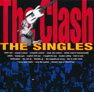 The Clash - The Singles (1991) {2000, Reissue}