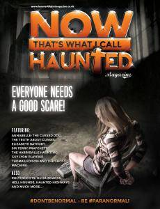 Haunted Magazine - Now That's What I Call Haunted 2017