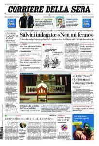 Corriere della Sera – August 26, 2018