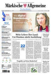 Märkische Allgemeine Westhavelländer - 11. September 2018