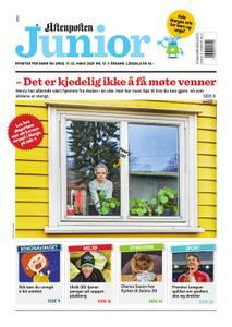 Aftenposten Junior – 13. mars 2020