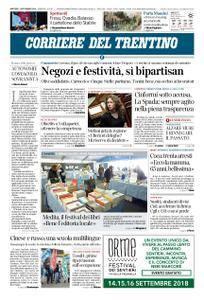 Corriere del Trentino – 11 settembre 2018
