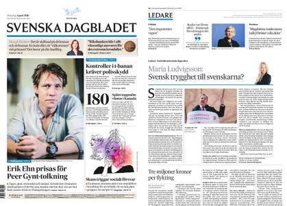 Svenska Dagbladet – 04 juni 2018
