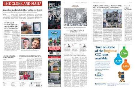 The Globe and Mail – July 24, 2019
