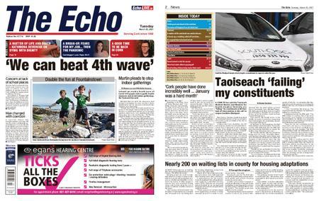 Evening Echo – March 23, 2021