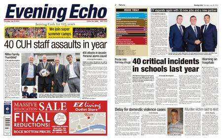 Evening Echo – July 19, 2018