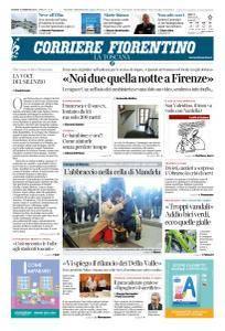 Corriere Fiorentino La Toscana - 15 Febbraio 2018