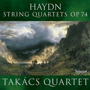 Takács Quartet - Haydn: String Quartets, Op. 74 (2011)